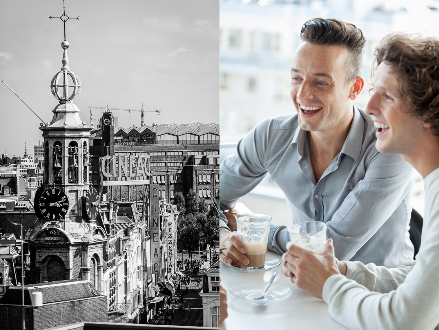 Lifestyle image for hotel in Amsterdam